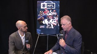 CBS Sports NFL analyst Boomer Esiason discusses Lamar Jackson, Josh Rosen, Jets, Giants, and QB Pay