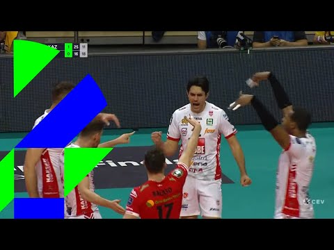 #CLVolleyM | Zenit KAZAN - Cucine Lube CIVITANOVA highlights