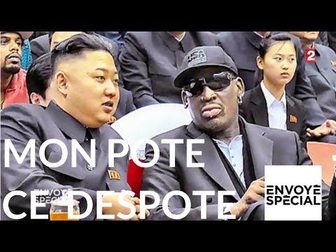 nouvel ordre mondial | Envoyé spécial. Mon pote ce despote - 5 octobre 2017 (France 2)