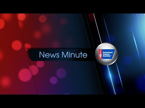 ACS News Minute:  Update to ACS guidelines on HPV vaccinations
