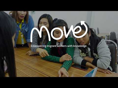 MOVE: Empowering migrant workers with knowledge