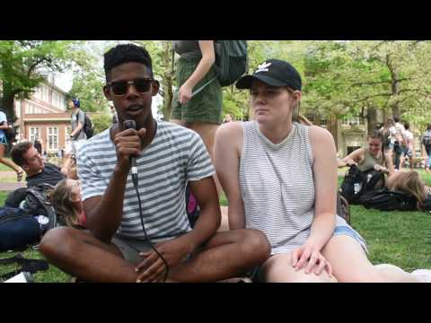 After class registration, UNC students share their favorite and least favorite classes.