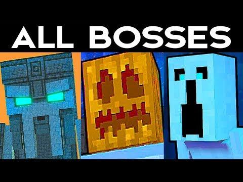 Minecraft Storymode Season 2 Episode 2 - ALL BOSSES / FINAL BOSS - UC2Nx-8MWzDoAdc_0YXiRfwA