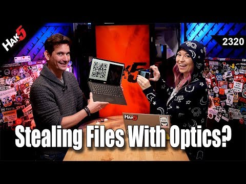 [[PAYLOAD]] - Stealing Files With Optics? - Hak5 2320