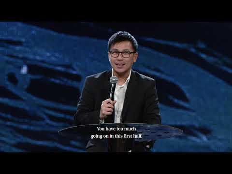 Aries Zulkarnain: God is Doing Something New