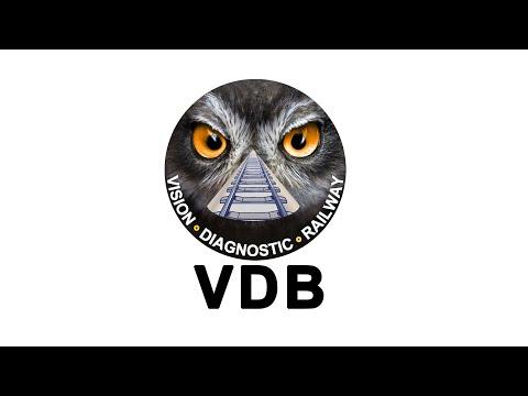 Creazione del mezzo d'opera ferroviario VDB di SVI S.p.A.