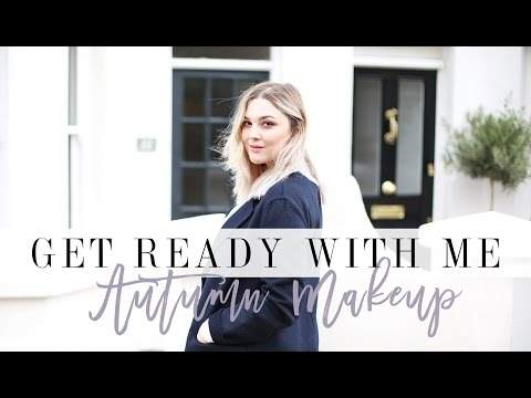 Autumn Get Ready With Me: Makeup + Outfit | I Covet Thee | AD
