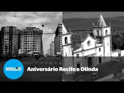 Sem festa nem comemoração, Recife e Olinda fazem aniversário em meio a uma reinvenção coletiva