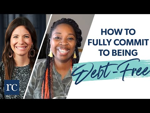 How to Fully Commit to a Debt Free Lifestyle
