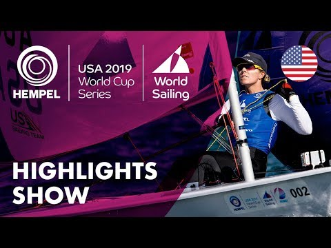 Highlights Show | Hempel World Cup Series: Miami, USA 2019