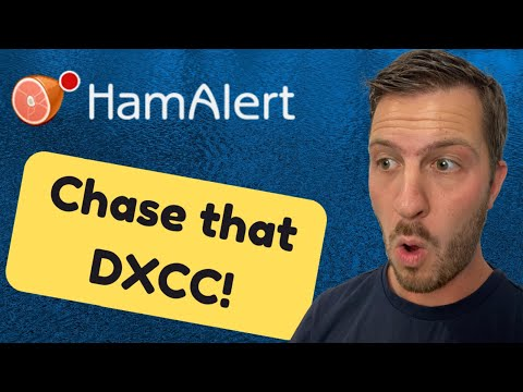 How to setup HamAlert to chase your DXCC!