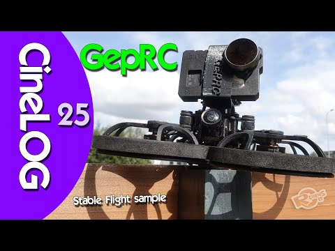 GepRC Cinelog25 - most stable cine-Whoop out there? - UCv2D074JIyQEXdjK17SmREQ