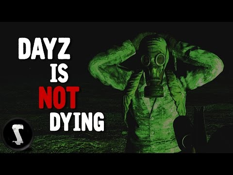 DayZ is NOT DYING, here's why: