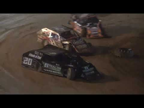 UMP Modified A-Main from Willard Speedway, October 9th, 2021. - dirt track racing video image
