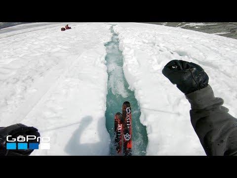 GoPro: Glacier Water Ski