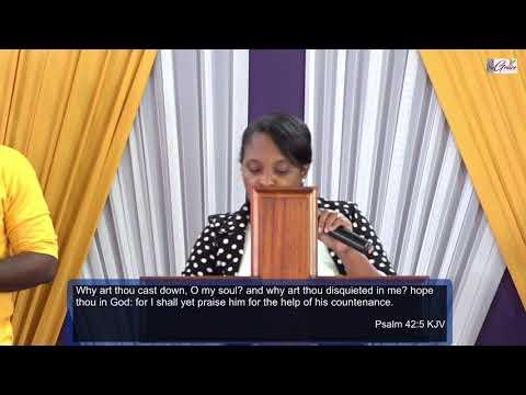 Sunday Worship Service - January 24, 2021