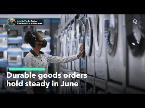 Inside the Numbers of the U.S. Durable Goods Report