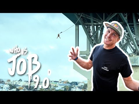 New Zealand, Bungee Jumping and a Roll of Duct Tape | Who Is JOB 9.0 S8E5 - UCblfuW_4rakIf2h6aqANefA