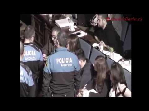 Polémica Ayuntamiento Alcorcón