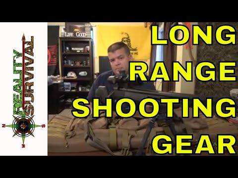 List Of Basic Long Range Shooting Gear