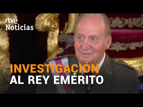 La FISCALÍA del Supremo abre una TERCERA investigación a JUAN CARLOS I | RTVE