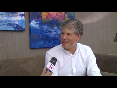 Erwin Bamps, CEO Interview with Channel 13 Maldives