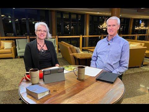 Andrew's Live Bible Study: Barry Bennett - January 21, 2020