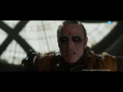 Doctor Strange - Trailer 2 espa�ol (HD)