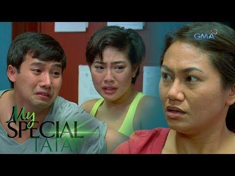 My Special Tatay: Boyet defends Aubrey from Myrna | Episode 89