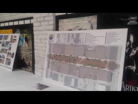 Public views downtown streetscape concepts