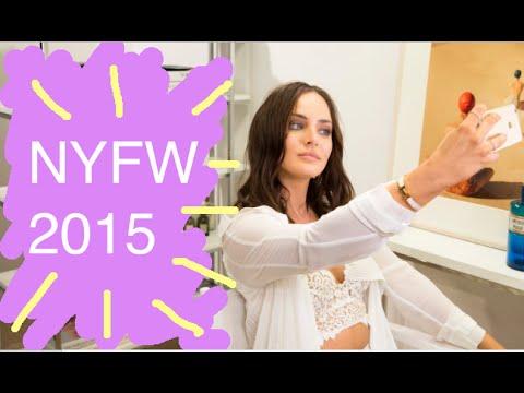 Rachel Zoe Modern Boho Look Tutorial + Fake Freckles! // Vogue NYFW15