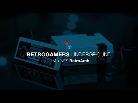 Mini NES Hack: SEGA y SNES con Retroarch / Español