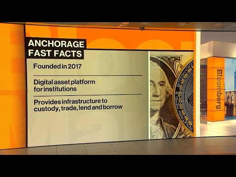 The Institutions Are Already Here for Digital Assets: Anchorage CEO