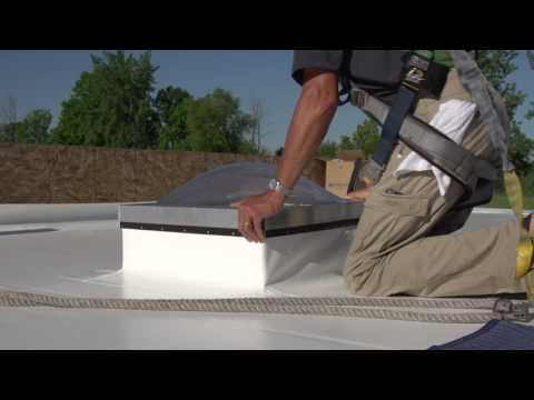 Duro-Last Training - Curb With Skylight
