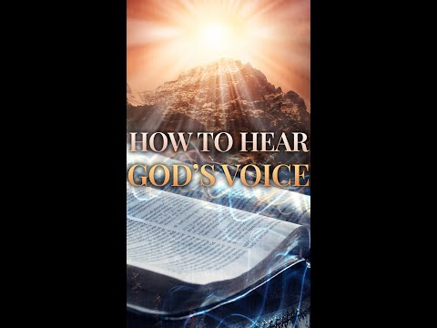 3 Keys to Hearing the Voice of the Holy Spirit  30 Second Theology #Shorts