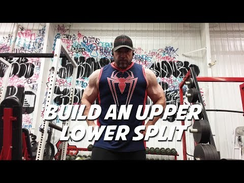 Power Hypertrophy Upper Lower (PHUL) Workout Routine | Racer lt