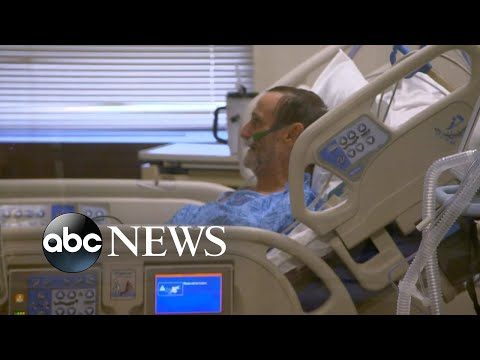 ABC News Update: Hospitalized Virginia man urges others to get vaccinated