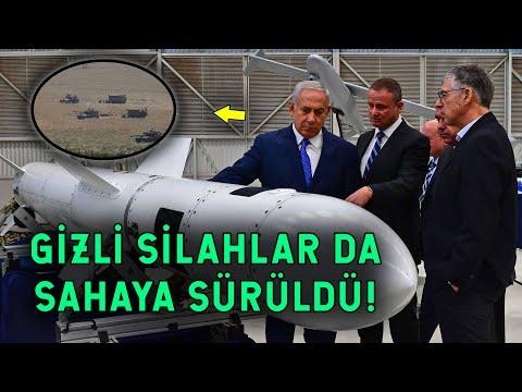 İsrail'in Gizli Silahları İfşa Oldu!