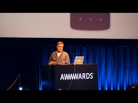 Embracing the Network with Patrick Hamman @Awwwards Conference