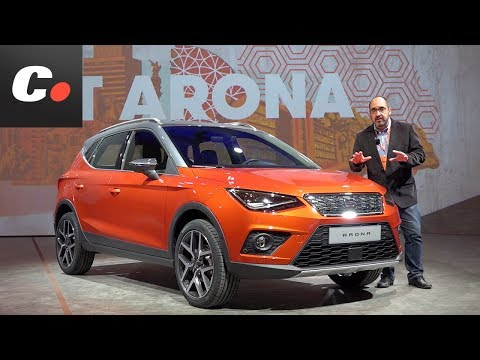 Seat Arona 2017 SUV | Presentación estática / Review en español | Coches.net