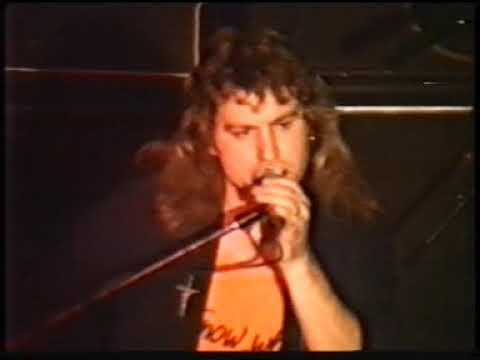 Angel Witch (UK) -  Live at Dynamo, Eindhoven, Netherlands (30/11-1986) [Full Show]