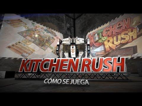 Yo Tenía Un Juego De Mesa TV #22: Kitchen Rush - Cómo se juega