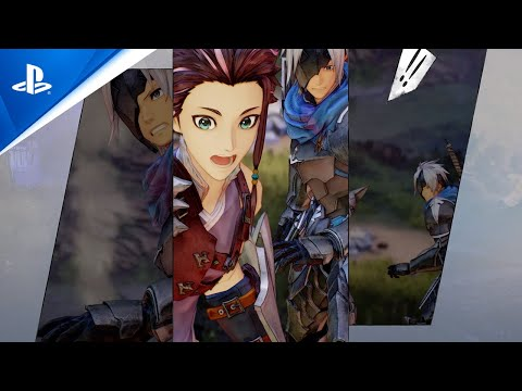 Tales of Arise - Lifestyle Feature Trailer | PS5, PS4