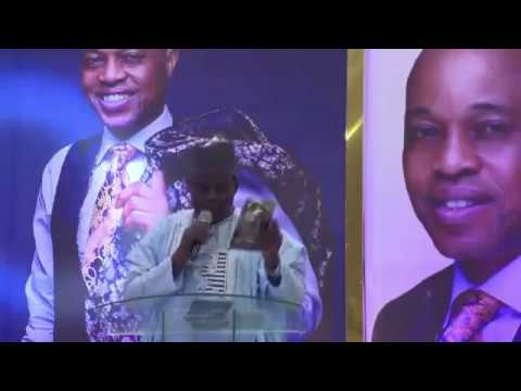 Celebrating Pastor Johnson Odesola @ 60