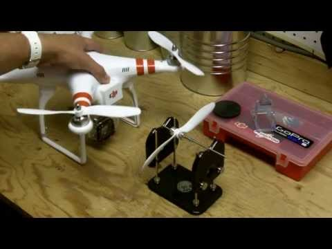 How to Eliminate Jello in Your DJI Phantom Quadcopter Video - UCwVJkELGzP2fneow90ORKhA