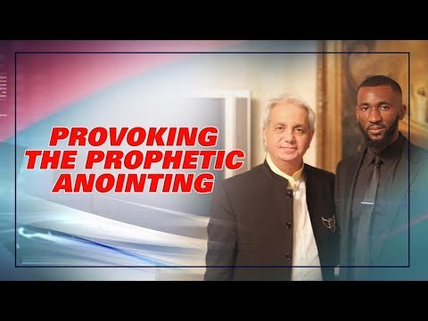 Pastor Benny Hinn latest video with Prophet Passion