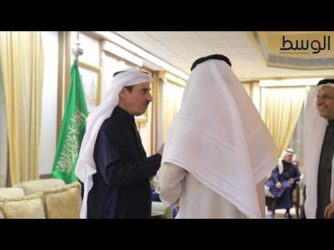 السفير السعودي لـ «الوسط»: عام لتدشين النقطة الموحدة  وبدء إنشاء جسر الملك حمد