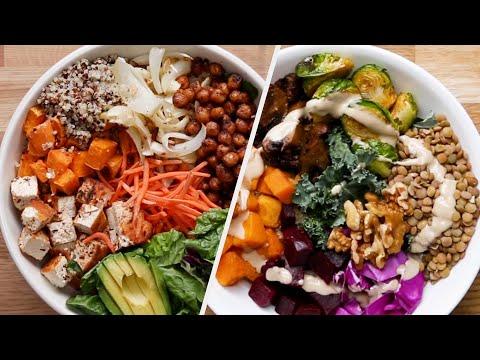 Nutrituous Buddha Bowls ? Tasty Recipes