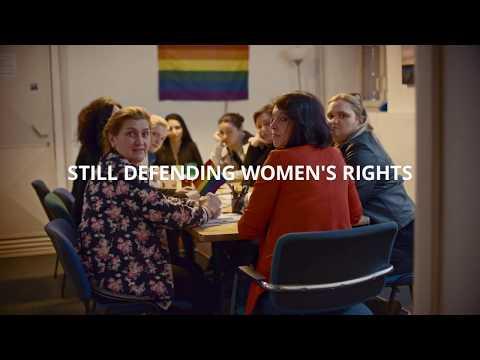 Kvinna till Kvinna | Still defending women's rights
