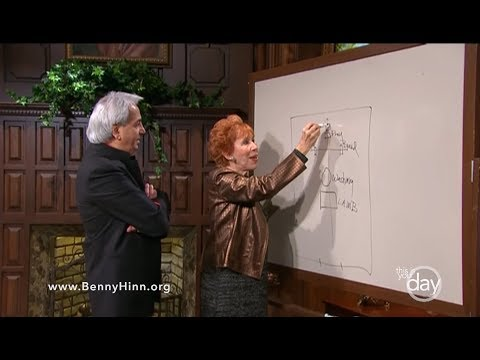 Finding Jesus in Every Book of the Bible, Part 2 - A special sermon from Benny Hinn